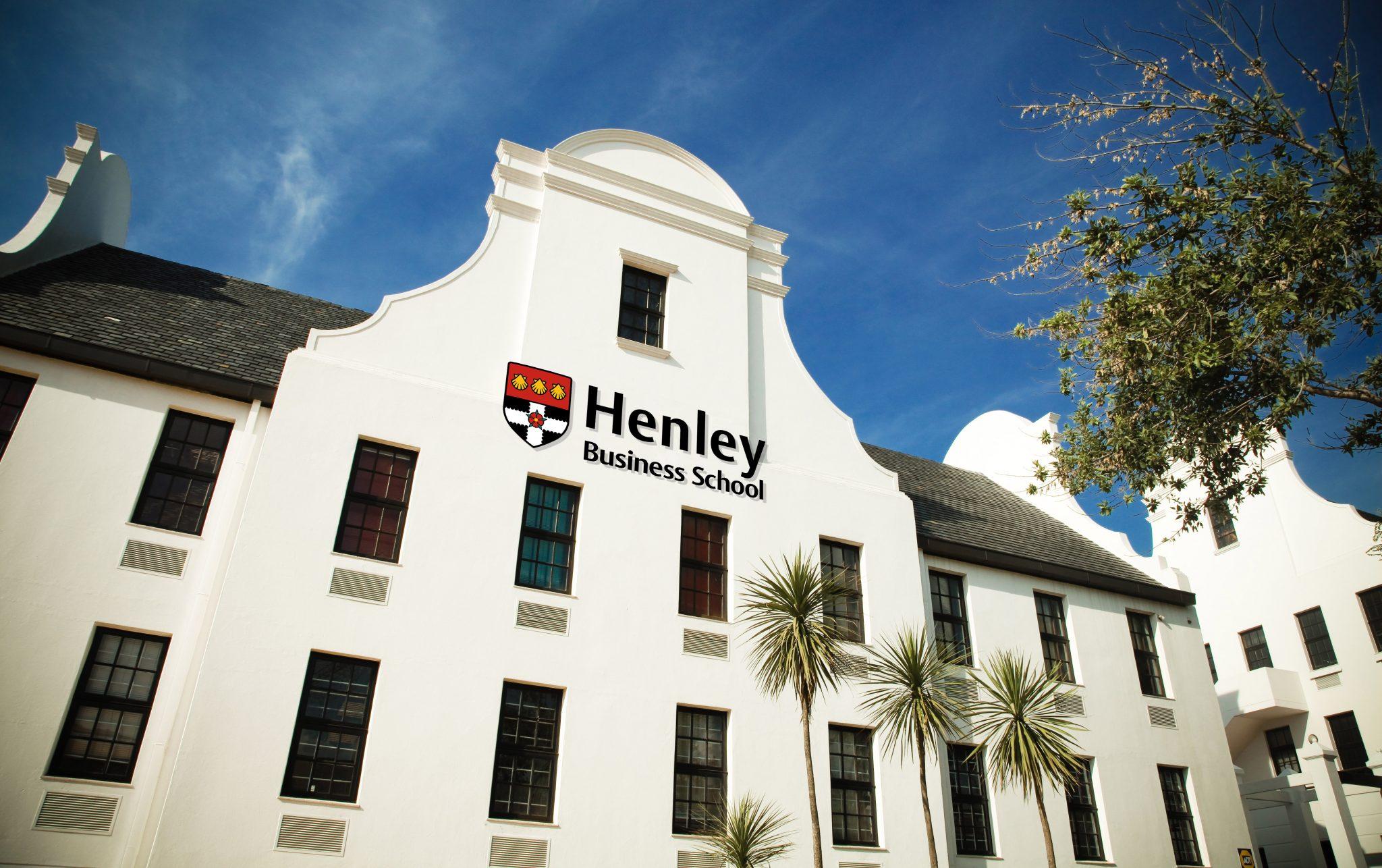 Reino Unido: Becas Para Maestría en Diversos Temas Henley Business School