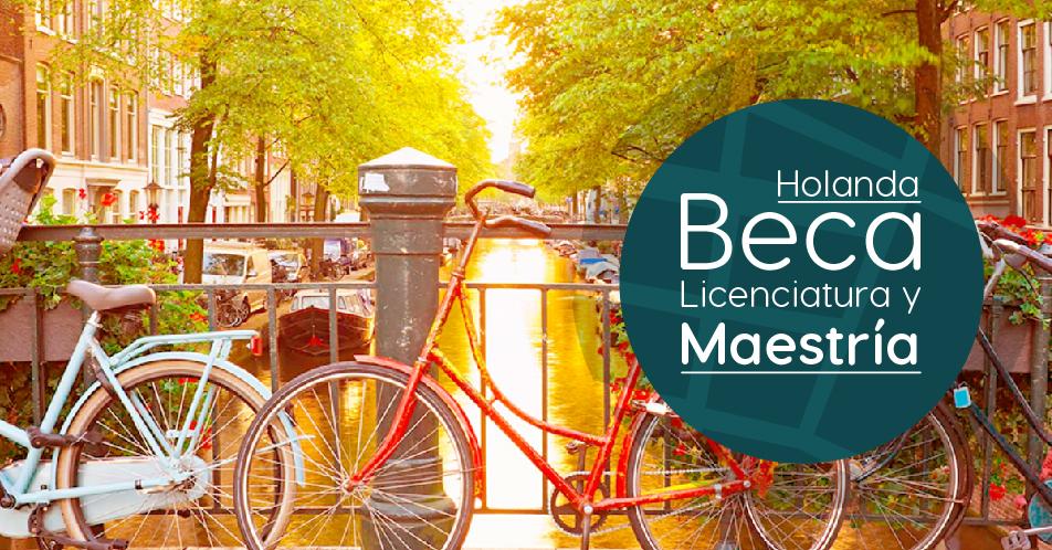 Holanda: Becas Para Pregrado y Maestría en Diversos Temas Amsterdam University of Applied Sciences (AUAS)