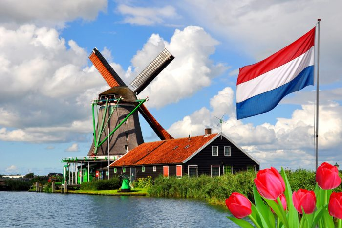 Holanda: Becas Para Licenciatura y Maestría en Varios Temas Gobierno de Holanda