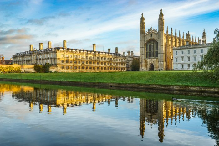 Reino Unido: Becas Para Maestría en Administración de Negocios University of Cambridge