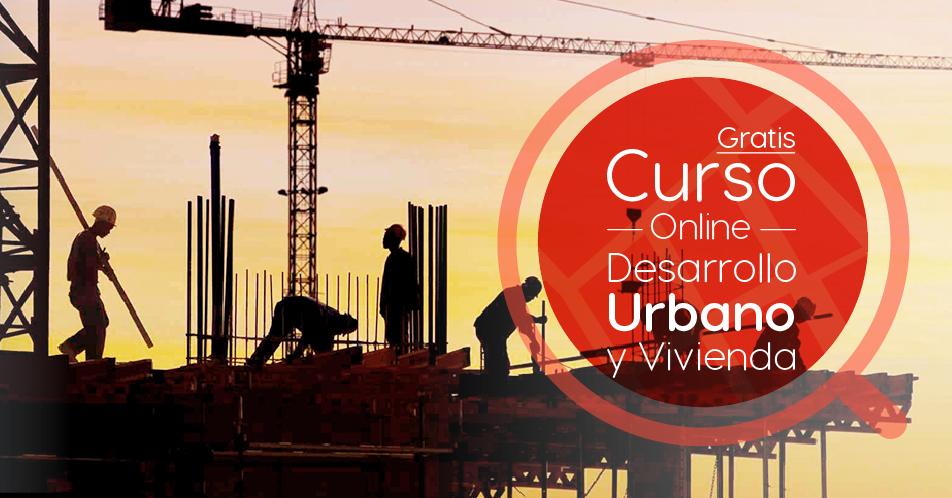 """Curso Gratis Online """"Desarrollo Urbano y Vivienda"""" Banco Interamericano de Desarrollo Internacional"""