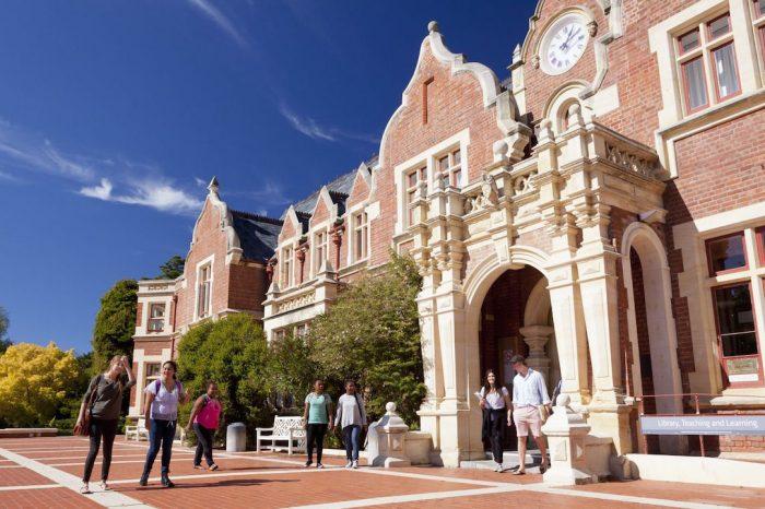 Nueva Zelanda: Becas Para licenciatura en Diversos Temas Lincoln University