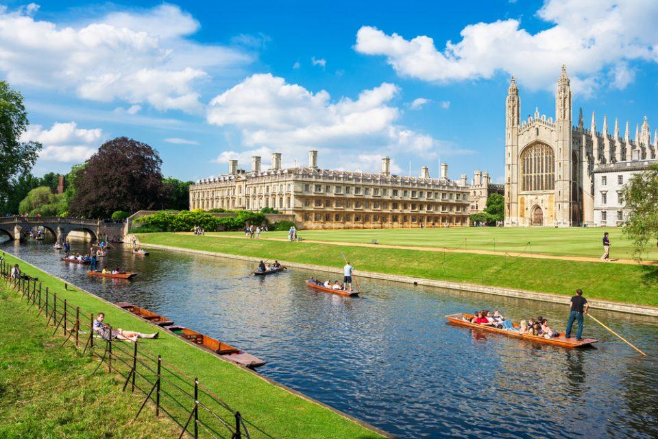 Reino Unido: Becas Para Doctorado en Cualquier curso de asignaturas ofrecido por la universidad University of Cambridge
