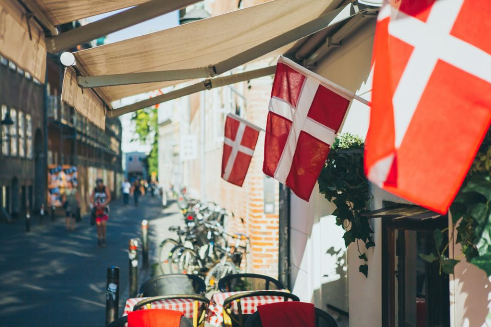 Becas gobierno de Dinamarca para estudiantes internacionales